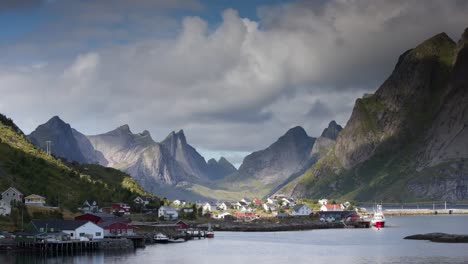 Lofoten-Village-View-4K-06