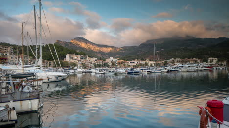 Soller-Port-Sunset-4K-00