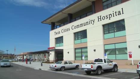 Una-Toma-De-Establecimiento-Del-Hospital-Comunitario-De-Las-Ciudades-Gemelas