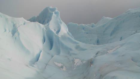 An-ice-mountain-atop-a-glacier