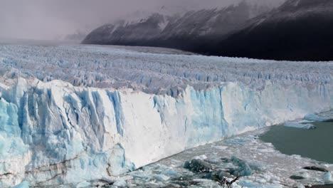 A-magnificent-establishing-shot-of-a-blue-and-purple-glacier