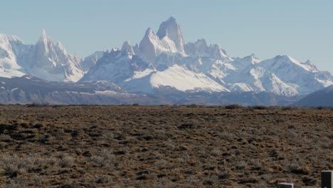 Las-Hermosas-Vistas-De-La-Patagonia-En-La-Región-Llamada-Fitzroy