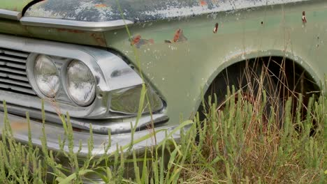 An-old-Ford-Edsel-sits-in-a-field-4