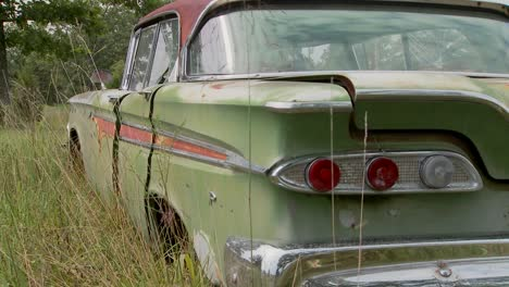 An-old-Ford-Edsel-sits-in-a-field-8