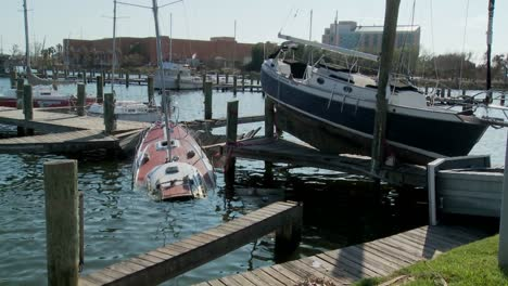 Boats-are-beached-after-Hurricane-Ike-rips-through-Galveston-Texas-1