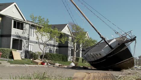 Boats-are-beached-after-Hurricane-Ike-rips-through-Galveston-Texas-3