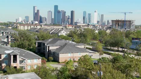 A-suburban-area-of-Houston-with-the-downtown-distant-1