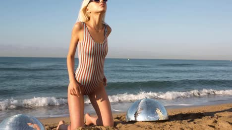 Lady-Dancing-On-Beach-5