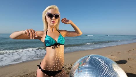 Lady-Dancing-On-Beach-Video-3