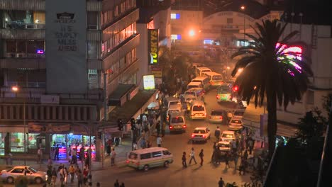 Nachtzeit-In-Nairobi-Kenia