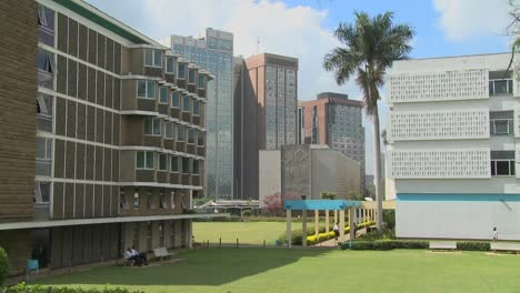 A-nice-establishing-shot-of-the-University-of-Nairobi-in-Kenya