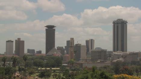 Establishing-shot-of-the-skyline-of-Nairobi-Kenya