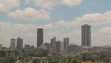 Nice-time-lapse-shot-of-clouds-over-the-city-of-Nairobi-Kenya