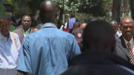 Crowds-of-pedestrians-walk-on-the-modern-streets-of-Nairobi-Kenya
