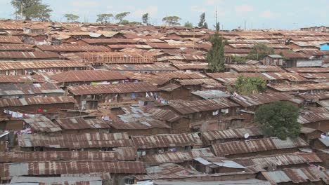 Pan-across-a-slum-area-in-Nairobi-Kenya