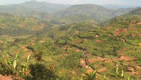 Establishing-shot-across-the-lush-tropical-countryside-of-Rwanda