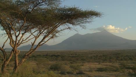 Mt-Meru-in-the-distance-across-the-Tanzania-savannah-1