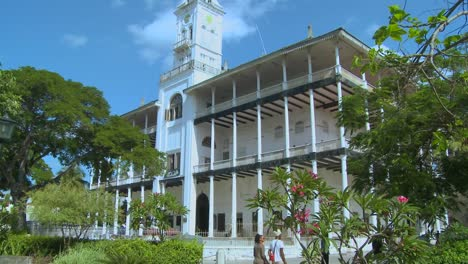 Un-Antiguo-Edificio-Colonial-En-Stone-Town-Zanzibar