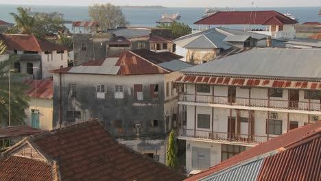 An-establishing-shot-from-a-high-angle-of-Stone-Town-Zanzibar