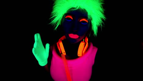 Glowing-Woman-27