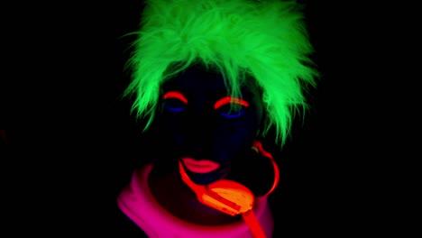 Glowing-Woman-28