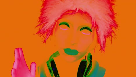 Glowing-Woman-54