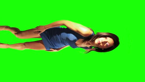 Lady-Greenscreen-23