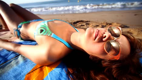 Woman-Sunbathing-04