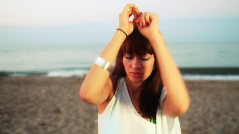 Woman-Dancing-On-Beach-27