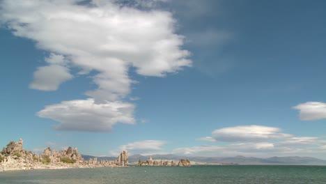 Time-lapse-over-Mono-lake-California