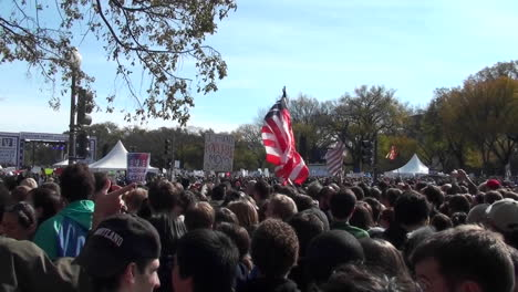 Crowds-of-protestors-on-the-mall-in-Washington-DC