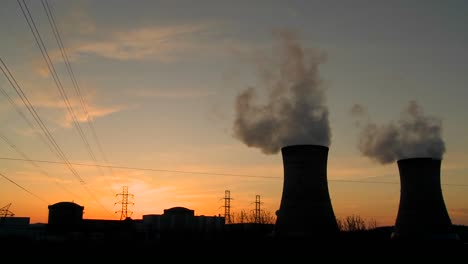 Sunset-behind-a-nuclear-power-plant-1