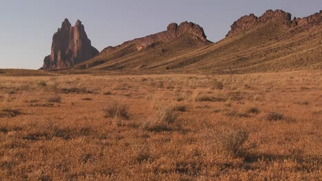 The-magnificent-monument-of-Shiprock-New-Mexico