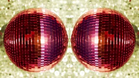 Pink-Discoball-40