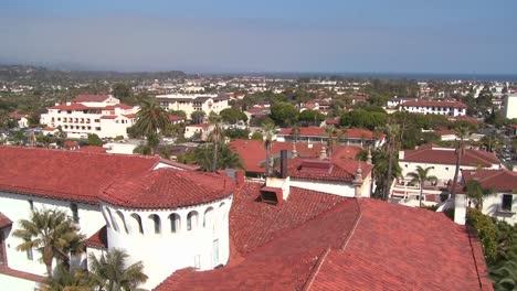A-high-angle-view-over-Santa-Barbara-California