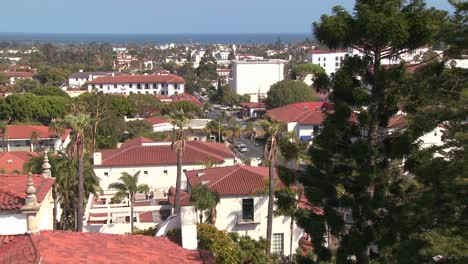 A-high-angle-view-over-Santa-Barbara-California-1