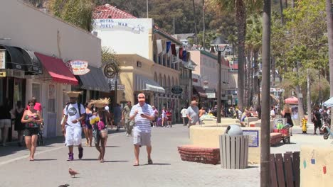The-boardwalk-at-Catalina-Island-in-Southern-California