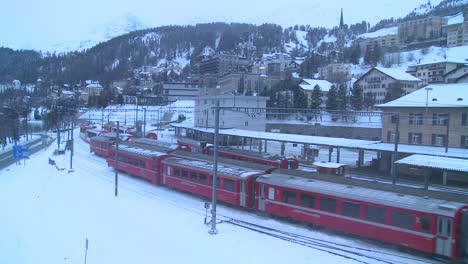 The-train-station-in-St-Moritz-Switzerland-during-a-snowstorm-3