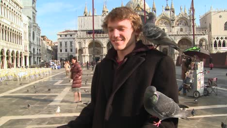 People-feed-the-pigeons-at-St-Marks-Square-in-Venice-Italy-1