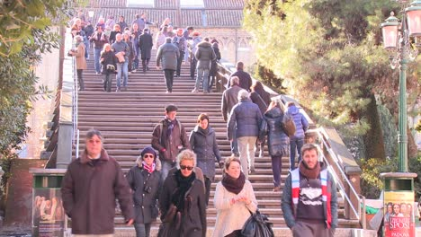 A-time-lapse-of-crowds-crossing-the-Academia-Bridge-in-Venice-Italy