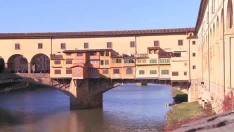 The-Ponte-Vecchio-bridge-in-Florence-Italy
