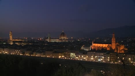 Florence-Italy-by-night-2