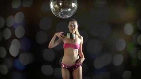 Woman-Headphones-Disco-104