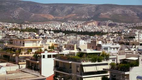 Plano-Amplio-De-Establecimiento-De-Atenas-Grecia
