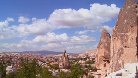 Beautiful-time-lapse-clouds-over-the-rock-formations-at-Cappadocia-Turkey-3
