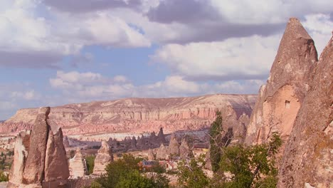 Beautiful-time-lapse-clouds-over-the-rock-formations-at-Cappadocia-Turkey-4