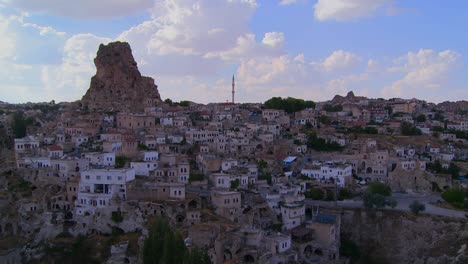 Time-lapse-of-a-village-in-Central-Turkey-in-the-region-of-Cappadocia-1