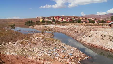 Eine-Abgelegene-Stadt-In-Der-Zentraltürkei