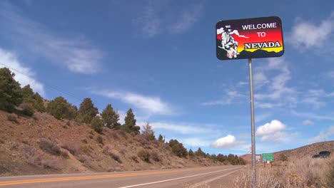 A-sign-welcomes-visitors-to-Nevada-2