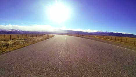 POV-shot-driving-along-a-country-road-at-a-very-fast-speed-1
